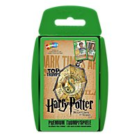 Harry Potter - Top Trumps Harry Potter und die Heiligtümer des Todes Teil 1 Kartenspiel