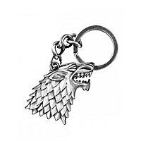 Game of Thrones - Schlüsselanhänger Haus Stark