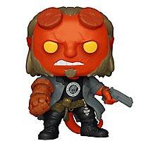 Hellboy - Hellboy im BPRD-Shirt Funko POP! Figur