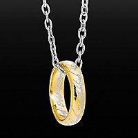 Herr der Ringe - Der Eine Ring vergoldet