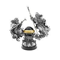 Herr der Ringe - Skulptur Kampf der Magier