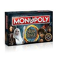 Herr der Ringe - Monopoly Der Herr der Ringe Brettspiel