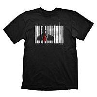 Hitman - T-Shirt 47 Barcode