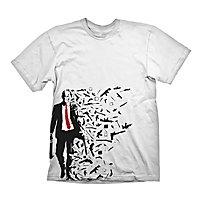 Hitman - T-Shirt 47 Waffen