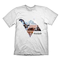 Horizon: Zero Dawn - T-Shirt Vast Lands