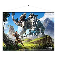 Horizon: Zero Dawn - Wallscroll Cover Art