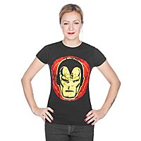 Iron Man - Girlie Shirt Icon