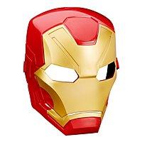 Iron Man - Halbmaske für Kinder