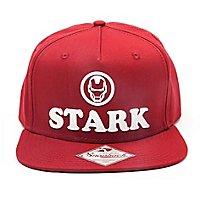 Iron Man - Snapback Cap Tony Stark