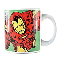 Iron Man - Tasse Comics