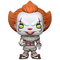 IT - Pennywise Horror Clown mit Boot Funko POP! Figur
