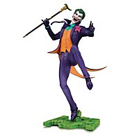 Joker - DC Core PVC Statue The Joker White Variant