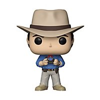 Jurassic Park - Dr. Alan Grant Funko POP! Figur
