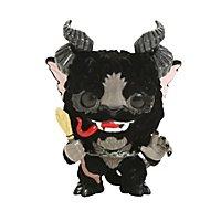 Krampus - Krampus Flocked Funko POP! Figur (Exclusive) (Chase Chance)