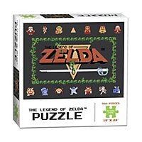 Legend of Zelda - Puzzle 8-Bit Classic
