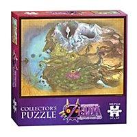 Legend of Zelda - Puzzle Majora's Maske