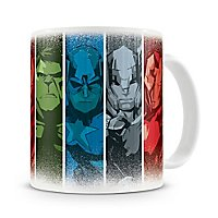 Marvel - Avengers Tasse Helden