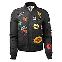 Marvel - Bomberjacke Hero Patches /w