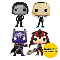 Marvel - Marvel Funko POP! 3er Figuren-Set