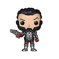 Marvel - Punisher 2099 Funko POP! Wackelkopf Figur (Exclusive)