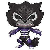 Marvel - Rocket-Racoon-Venom Funko POP! Figur