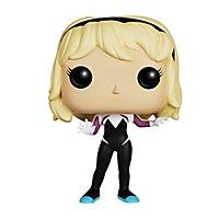Marvel - Spider-Gwen ohne Kapuze Funko POP! Wackelkopf Figur (Exclusive)