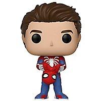 Spider-Man - Spider-Man unmasked Funko POP! Wackelkopf Figur