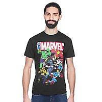 Marvel - T-Shirt Team-Up