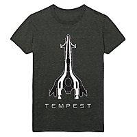 Mass Effect: Andromeda - T-Shirt Tempest