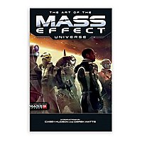 Mass Effect - Artbook The Art of the Mass Effect Universe