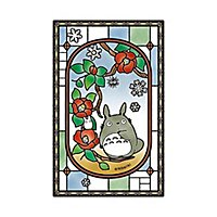 Mein Nachbar Totoro - Puzzle Art Crystal Blooming Camelia