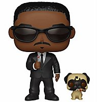 Men In Black - Agent J & Mops Frank Funko POP! Figuren