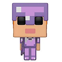 Minecraft - Alex in Enchanted Armour Funko POP! Figur (Exclusive)