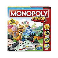 Monopoly Junior Brettspiel