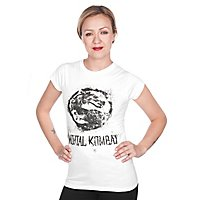 Mortal Kombat - Girlie Shirt Drache