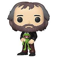 Muppets - Jim Henson mit Kermit dem Frosch Funko POP! Figur