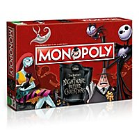 Nightmare Before Christmas - Monopoly Nightmare Before Christmas