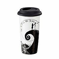 Nightmare before Christmas - Reisebecher Time to Share & Scare