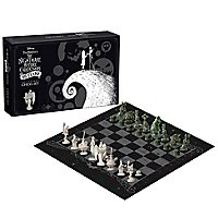 Nightmare before Christmas - Schachspiel Collector's Set