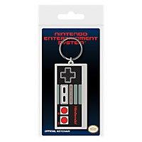 Nintendo - NES Controller Schlüsselanhänger aus Gummi