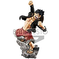 One Piece - Dekofigur Figur Monkey D Ruffy 20th Anniversary