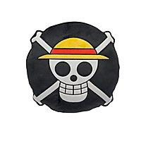 "One Piece - Kissen ""Skull Ruffy"""