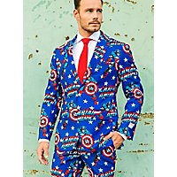 OppoSuits Marvel Captain America Anzug