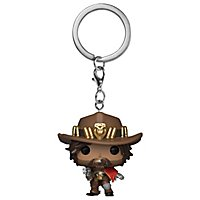 Overwatch - McCree Pocket POP! Schlüsselanhänger