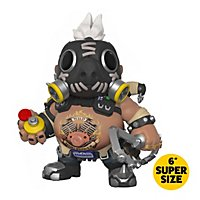 "Overwatch - Roadhog Super Size Funko POP! Figur (6"")"