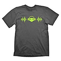 Overwatch - T-Shirt Lúcio: Let the beat drop