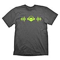 Overwatch - T-Shirt Lúcio: Let the beat drop
