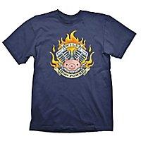 Overwatch - T-Shirt Roadhog