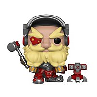 Overwatch - Torbjörn Funko POP! Figur