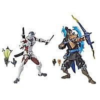 Overwatch - Ultimates Series Hanzo und Genji Actionfiguren